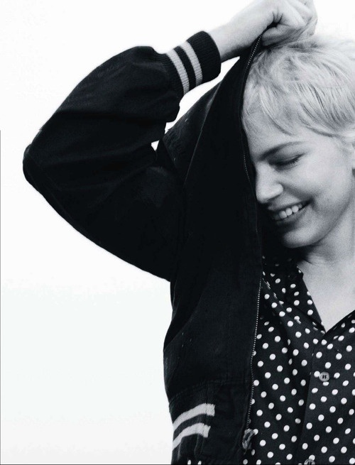 Michelle Williams - HoBo #13 by Mark Segal, Summer 2011