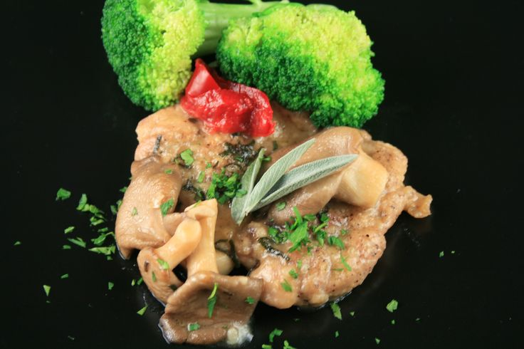 Chicken Marsala w Sage | What to make for dinner..... | Pinterest