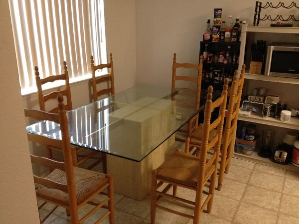 Dining Room Table 300 Craig 39 S List KITCHEN Pinterest