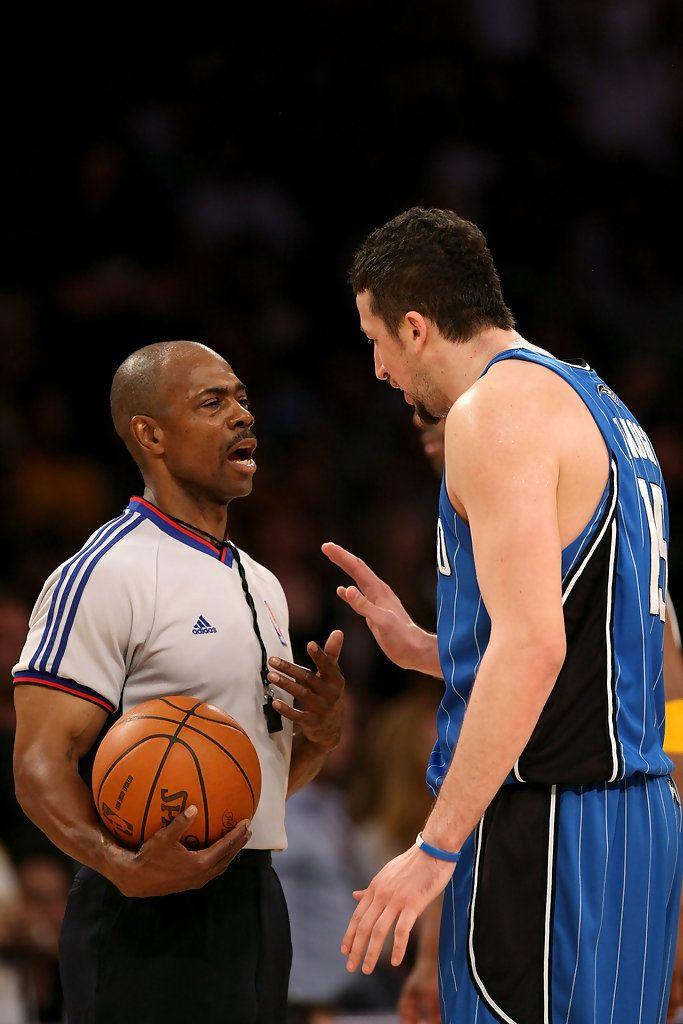 Tom Washington NBA Referee   Basketball NBA   Pinterest