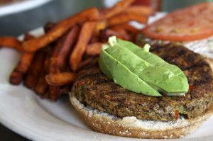 Wild Rice Burgers | veggie burgers, patties, cakes, fritters & balls ...