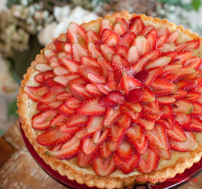 Strawberry Tarts, Forever | Food & Recipes | Pinterest