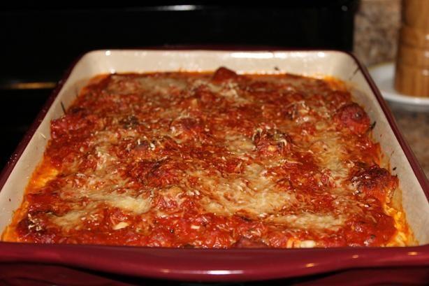 meatball lasagne egg noodle fettuccine meatball lasagna recipe yummly ...