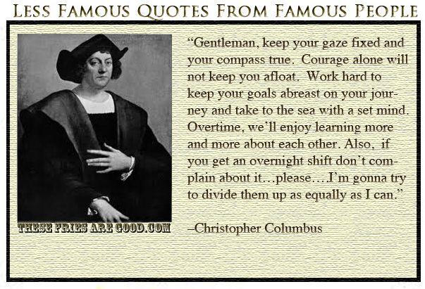 """an analysis of the topic of the italian spanish navigator christopher columbus According to the official history, christopher columbus (colon) was born in genoa and died on may 20, 1506 in valladolid he was an explorer, navigator, and colonizer, famous of his voyages across the atlantic ocean and """"finding"""" the new world."""