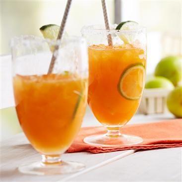 Tropical Cantaloupe Agua Fresca - a refreshing #melon flavored # ...