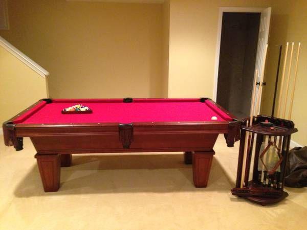 American Heritage Billiards Pool Table : Used Pool Tables for Sale