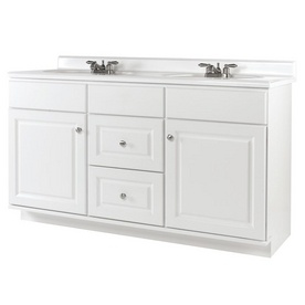 Allenroth Bathroom Vanities on Lowes  419  Master Bath  60  Allen Roth Vanity   6th Ave Products