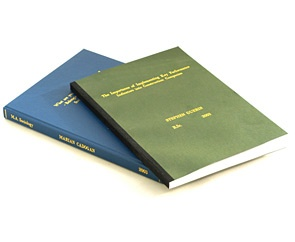 Reference phd thesis