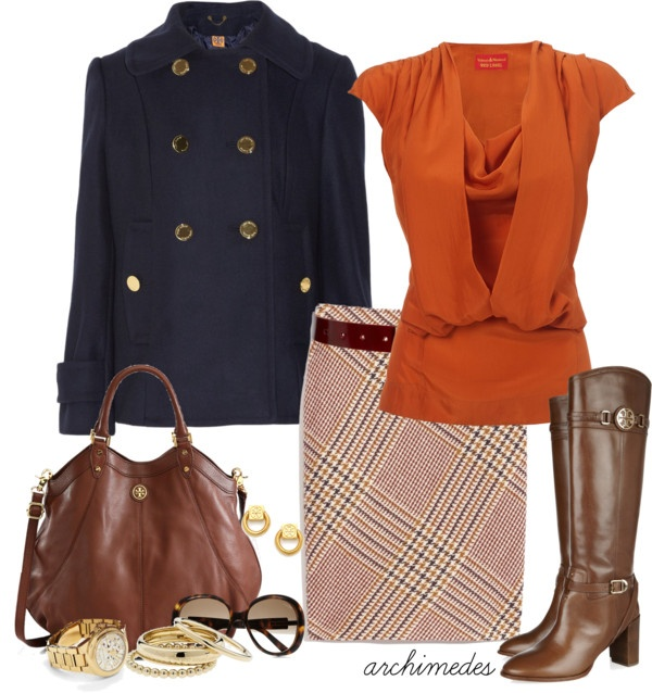 """Tory Burch"" by archimedes16 on Polyvore"