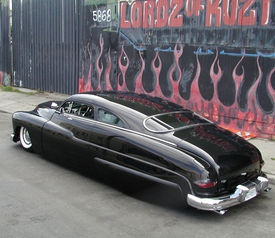 ZZ Top car-I think t