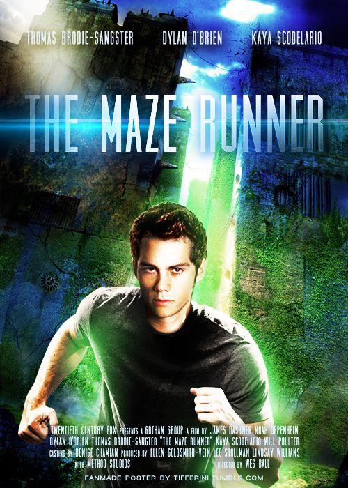 The Maze Runner - Giải Mã Mê Cung