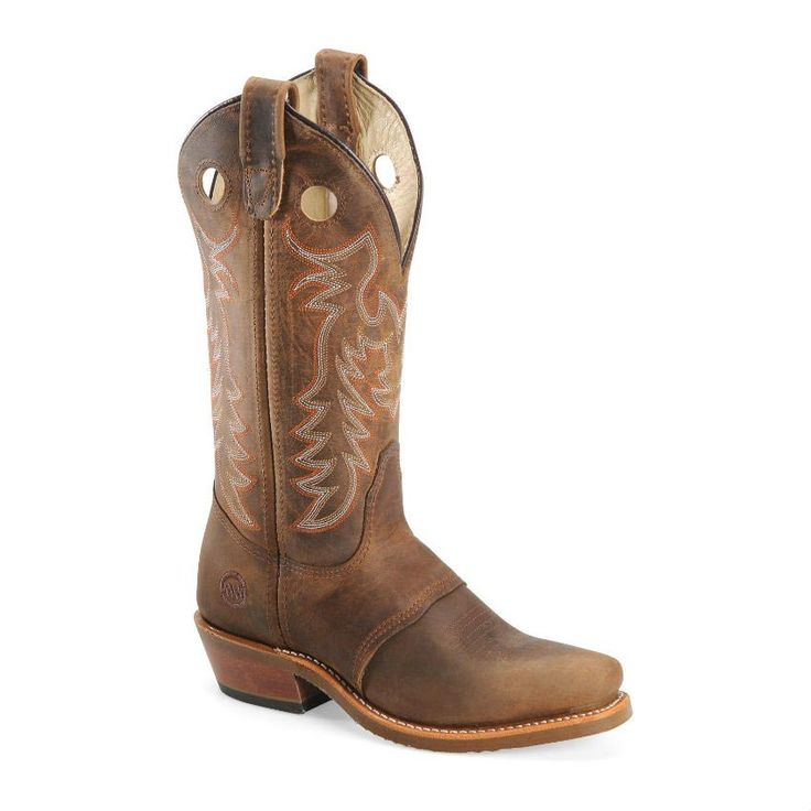 Innovative Double H Packer Western Boots For Women  Jushoes