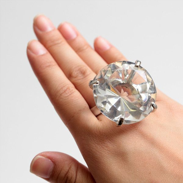 Fit Like A Ring Like A Diamond Ring