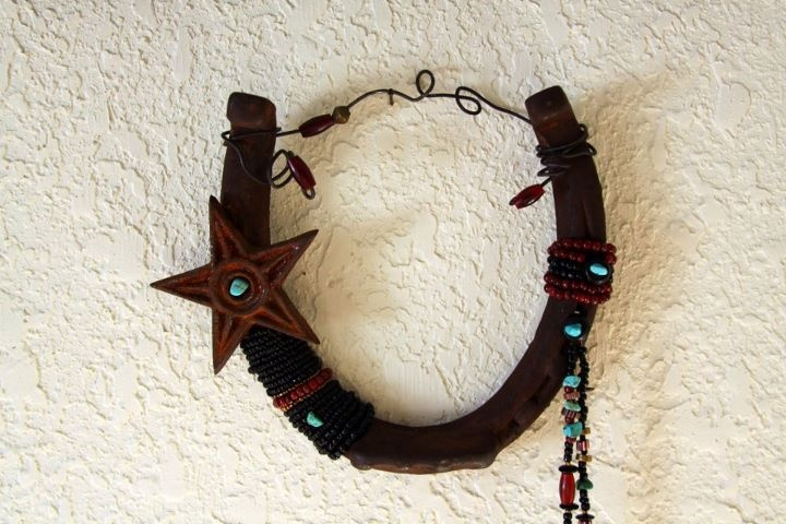 Pinterest Horseshoe Crafts