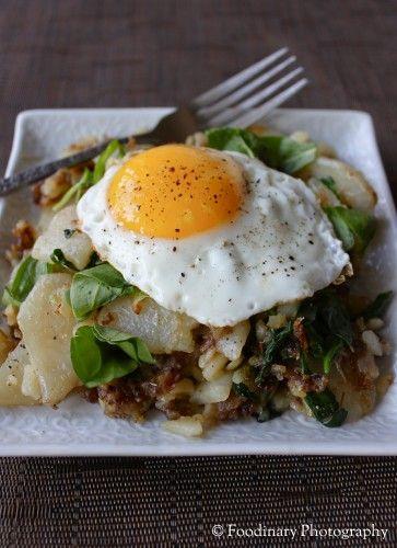 Breakfast Hash | Gluttony. | Pinterest