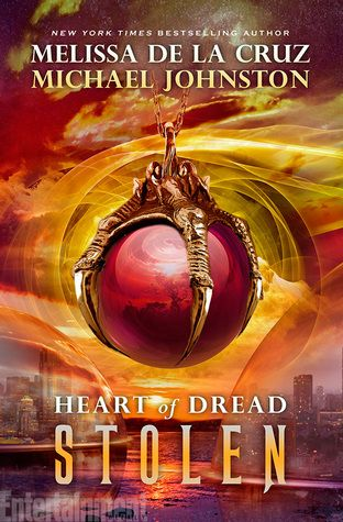 Stolen (Heart of Dread, #2) by Melissa de la Cruz & Michael Johnston