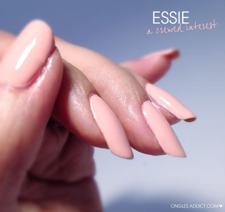 Essie - A Crewed Interest A Crewed Interest Essie
