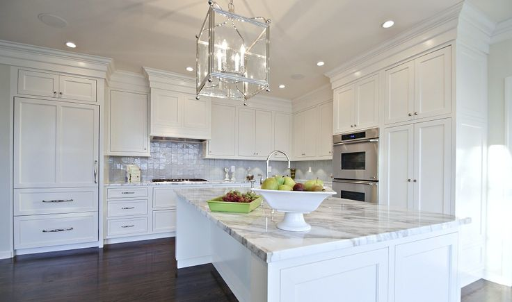 White Inset Cabinets Kitchen HOME Kitchens Pinterest
