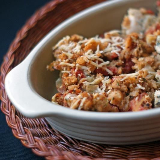 Bruschetta Chicken Bake | YuM! | Pinterest