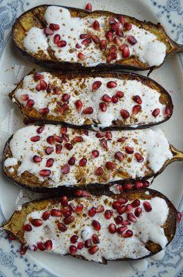 eggplant with buttermilk sauce. | amour fou(d) | Pinterest