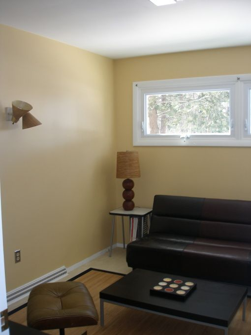 Small Guest Bedroom Office Ideas Like A Therapist 39 S Office This Is My Second Guest Room Very