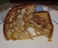 GF Grilled Onion & Cheese Sandwich | joan | Pinterest