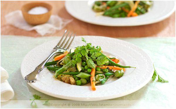 spring vegetable stew | Cibum | Pinterest