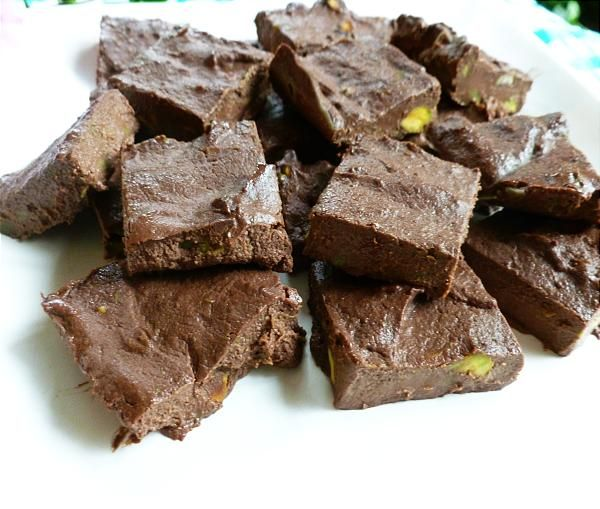 Healthy Chocolate Avocado Fudge! You will learn a lot about chocolate ...