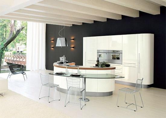 Island Kitchen  Ovaal  Pinterest
