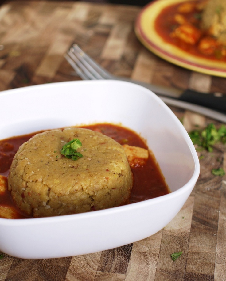 Mofongo - Puerto Rican chicken and Plantains, add this delicious dish ...