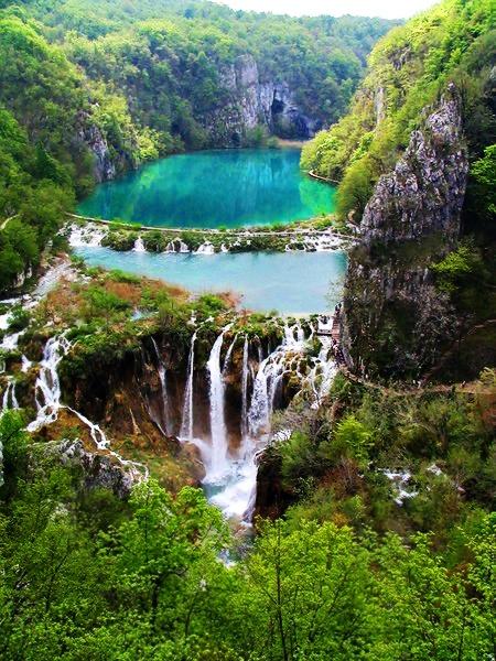Plitvička jezera, Croatia Croatia Pinterest