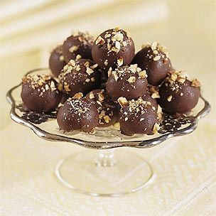 Bourbon Truffles | Food to Play With | Pinterest