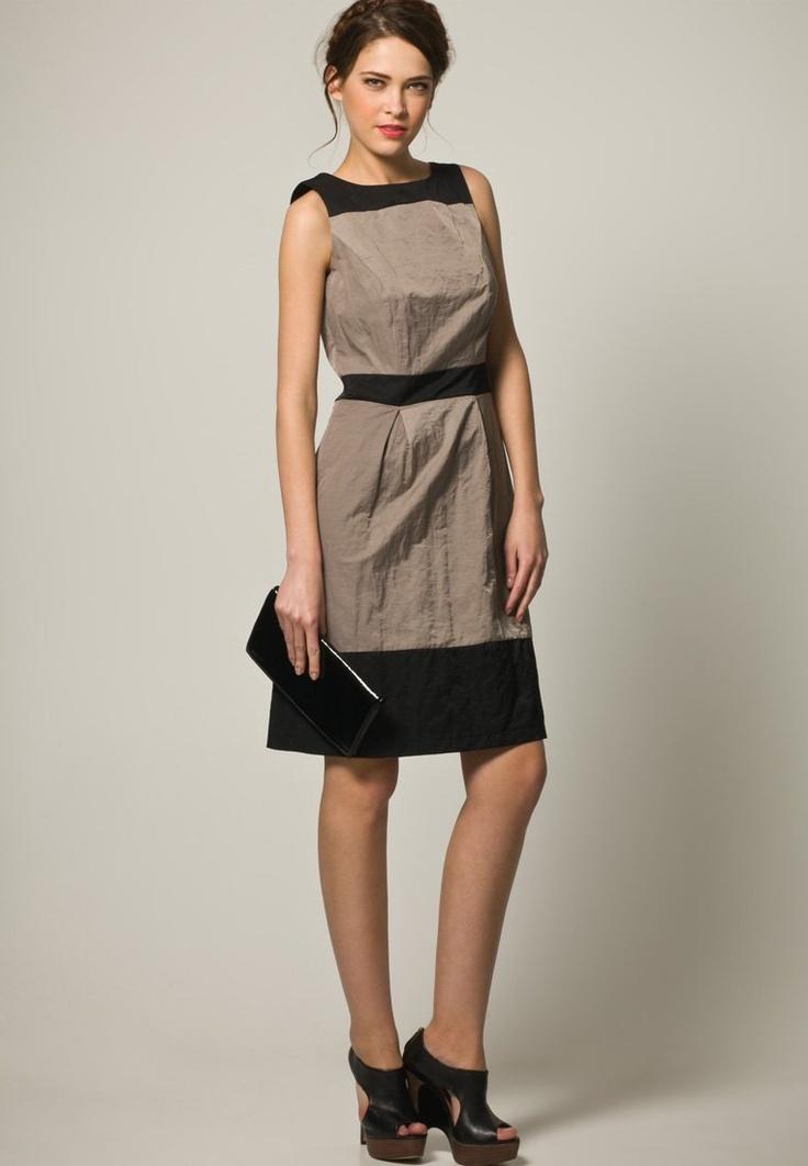 Comma, - vestito #grigio #grey