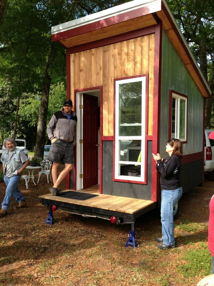 Tennessee Tiny Houses Pinterest