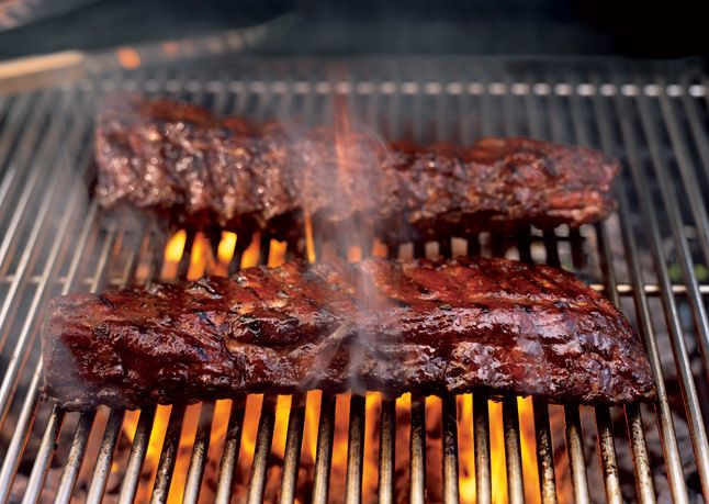 Brown Sugar and Bourbon Ribs: Very very good, the subtle flavors of ...