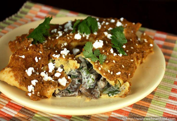 enchiladas chicken enchiladas i mushroom and zucchini enchiladas ...