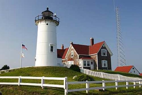 Cape cod lighthouses in united states america 39 s for What state has the most lighthouses