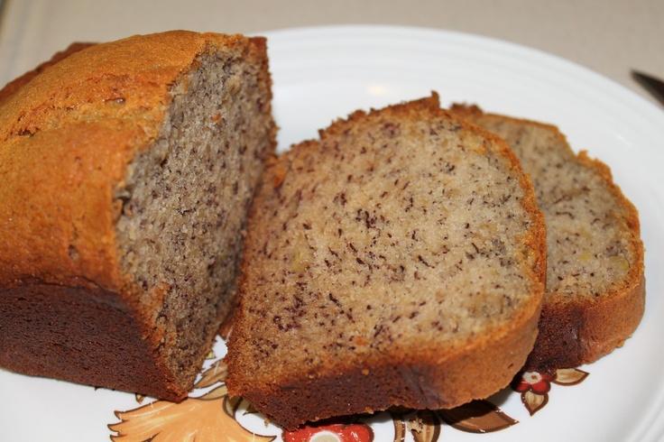 Easy Banana Bread Recipe | Food | Pinterest