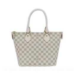 Louis Vuitton Damier Canvas Handbag LV M51185