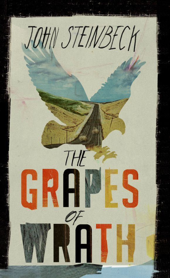 Literary essay for The Grapes of Wrath?