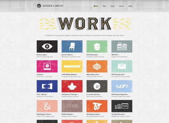 vix website design