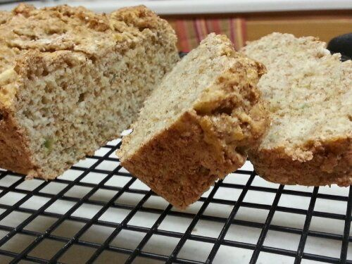 apple spice bread | Tried and True | Pinterest