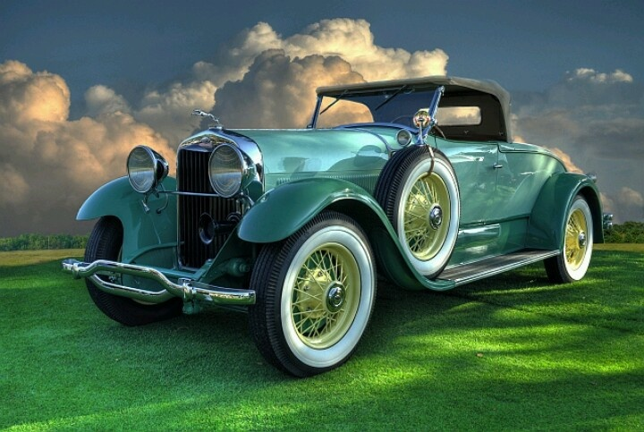 1930 Lincoln Sport Roadster Cars & Bikes