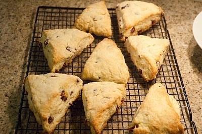 Butter + Cream: Dreamy Cream Scones | Christmas Ideas | Pinterest