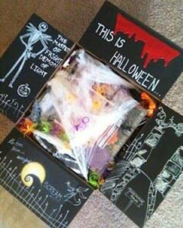 halloween deployment packages