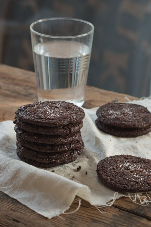 Chocolate Sable Cookies | Pretty. Simple. Sweet. Blog | Pinterest