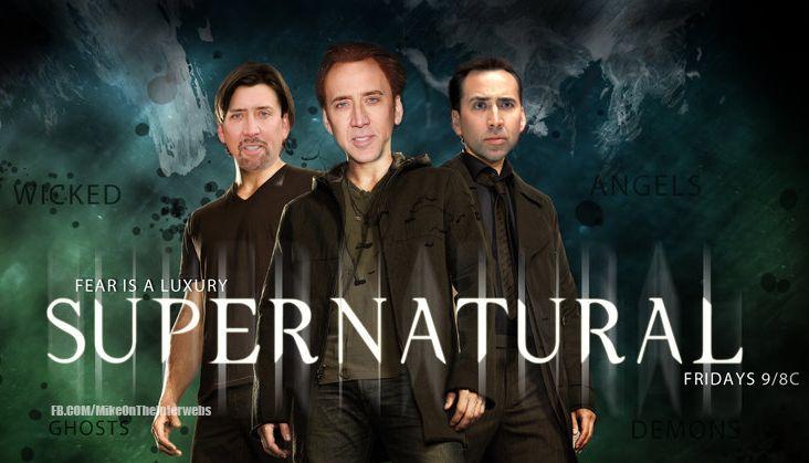 Supernatural Cage   Ni...