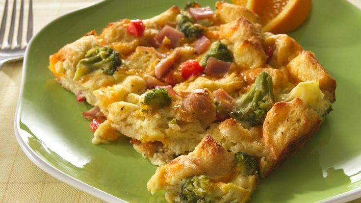 Overnight egg bakes are convenient and delicious--and usually too ...