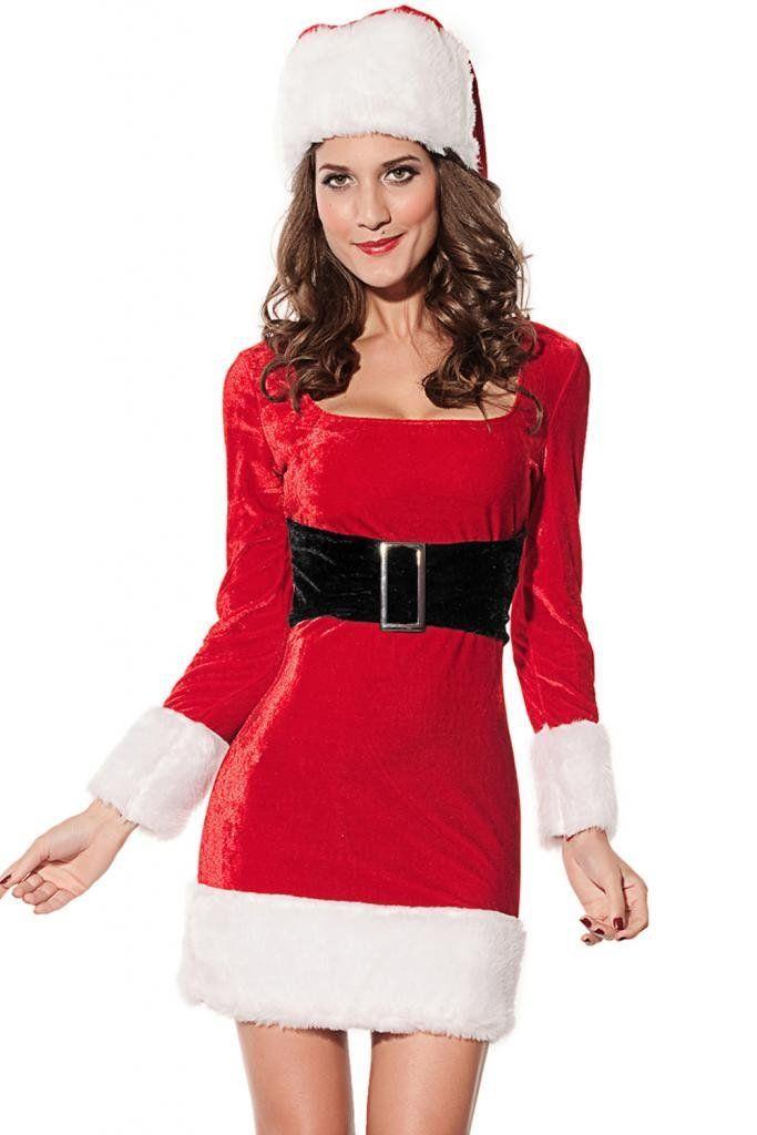 Red sweater dress holidays pinterest