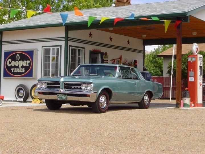 1964 GTO!  #muscle car